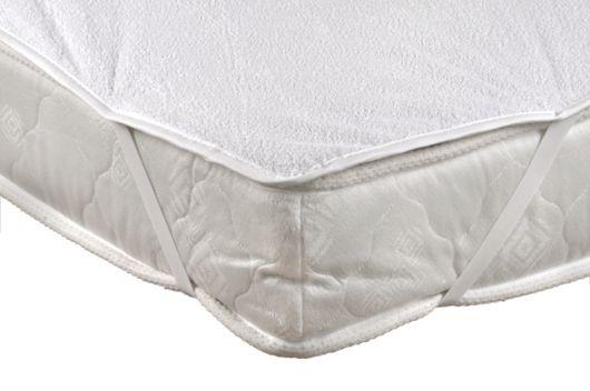Chránič matrace nepropustný 80x200cm polyuretan+froté
