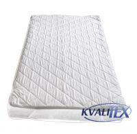 Chránič matrace prošitý z dutého vlákna 90x200cm