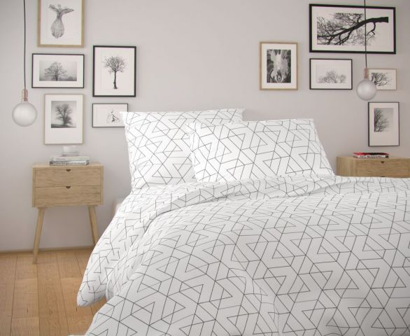 Chcete trendy minimalistickou ložnici? Inspirujte se skandinávským stylem!