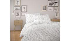 Chcete trendy minimalistickou ložnici? Inspirujte se skandinávsk