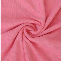Froté prostěradlo 120x200cm růžové