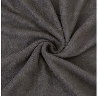 Froté prostěradlo 120x200cm tmavě šedé