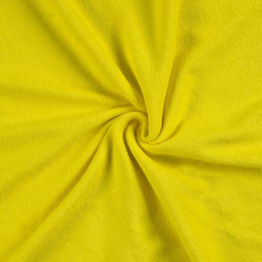 Froté prostěradlo 140x200cm citrón
