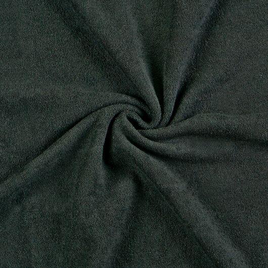 Froté prostěradlo 160x200cm černé