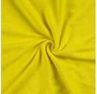 Froté prostěradlo 200x200cm citrón
