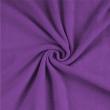 Froté prostěradlo 200x200cm tmavě fialové