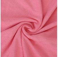 Froté prostěradlo 220x200cm růžové