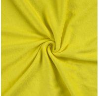 Froté prostěradlo 80x200cm citrón