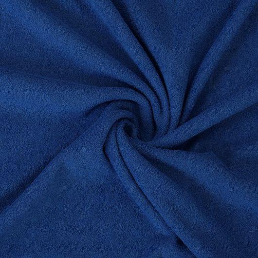 Froté prostěradlo 80x200cm tmavě modré