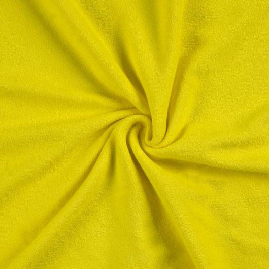 Froté prostěradlo dětské 70x140cm citrón
