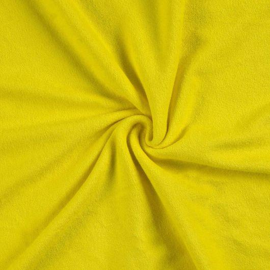 Froté prostěradlo dvojlůžko 180x200cm citrón