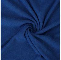 Froté prostěradlo jednolůžko 90x200cm tmavě modré