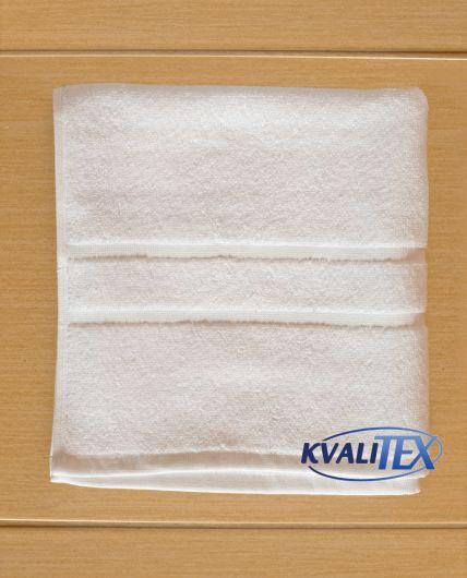Froté ručník 50x100cm hotel bílý 550g/m2