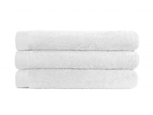 Froté ručník Klasik 50x100cm bílý
