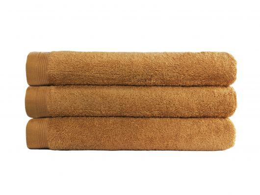 Froté ručník Klasik 50x100cm hnědý