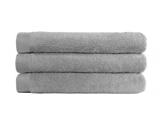 Froté ručník Klasik 50x100cm světle šedý