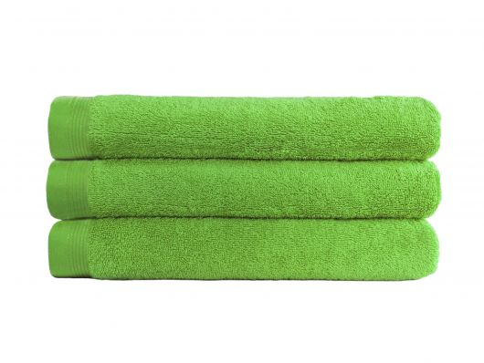 Froté osuška Klasik 70x140cm světle zelená