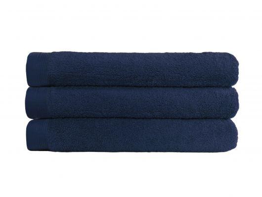 Froté ručník Klasik 50x100cm tmavě modrý