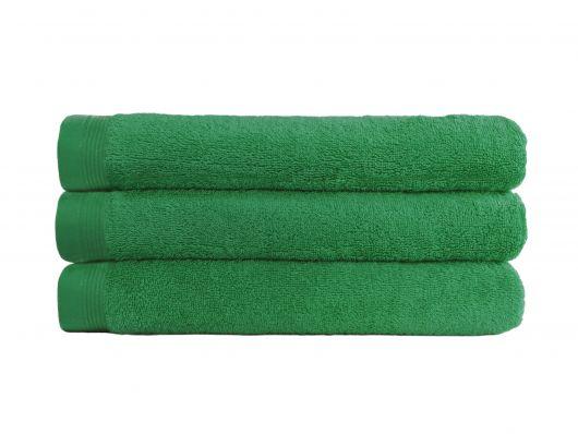 Froté ručník Klasik 50x100cm zelený