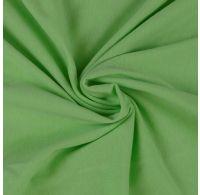 Jersey prostěradlo dvojlůžko 180x200cm světle zelené