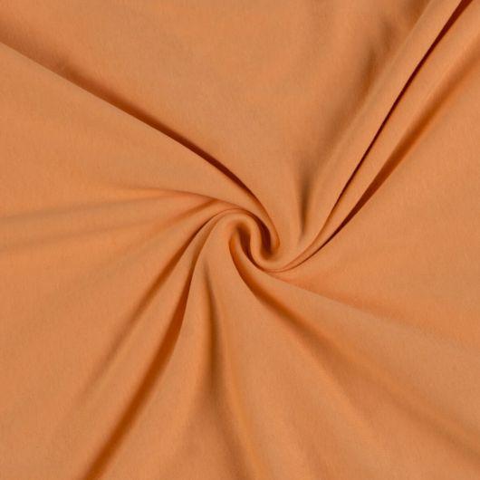 Jersey prostěradlo jednolůžko 100x200cm lososové