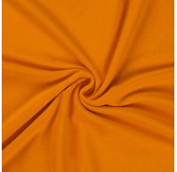 Jersey prostěradlo jednolůžko 100x200cm oranžové