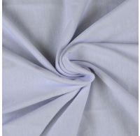 Jersey prostěradlo jednolůžko 100x200cm světle šedé