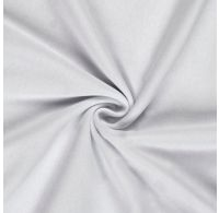 Jersey prostěradlo jednolůžko 120x200cm bílé