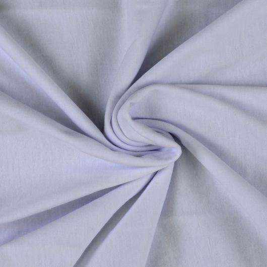 Jersey prostěradlo jednolůžko 120x200cm světle šedé