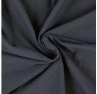 Jersey prostěradlo jednolůžko 120x200cm tmavě šedé