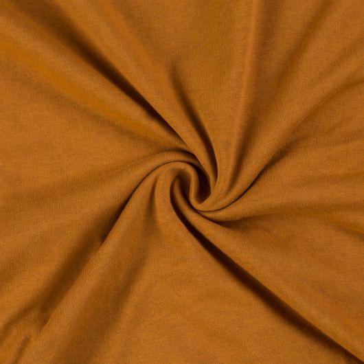Jersey prostěradlo jednolůžko 80x200cm cihlové