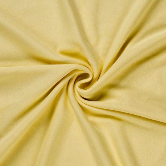 Jersey prostěradlo jednolůžko 80x200cm citrus