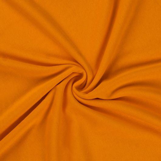 Jersey prostěradlo jednolůžko 80x200cm oranžové