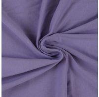 Jersey prostěradlo jednolůžko 80x200cm světle fialové