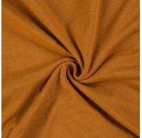 Jersey prostěradlo jednolůžko 90x200cm cihlové
