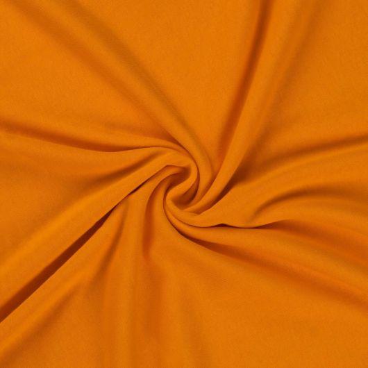 Jersey prostěradlo jednolůžko 90x200cm oranžové