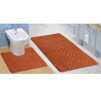 Koupelnová a WC předložka linie terra