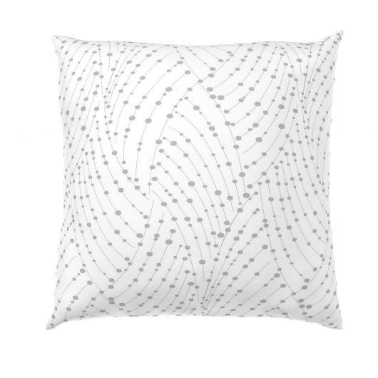 Povlak na polštář bavlna NORDIC COLLECTION - ASTRA bílá