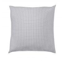 Povlak na polštář bavlna NORDIC COLLECTION - KARE šedé