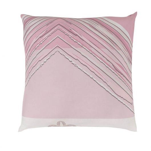 Povlak na polštář hladká bavlna DELUX SIMON růžová