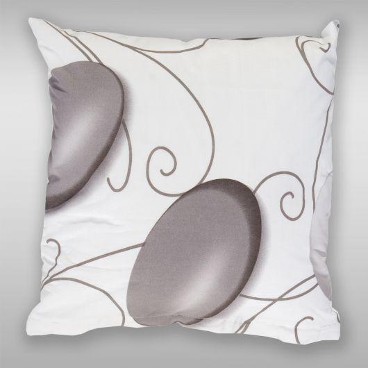 Povlak na polštář hladká bavlna ZEN