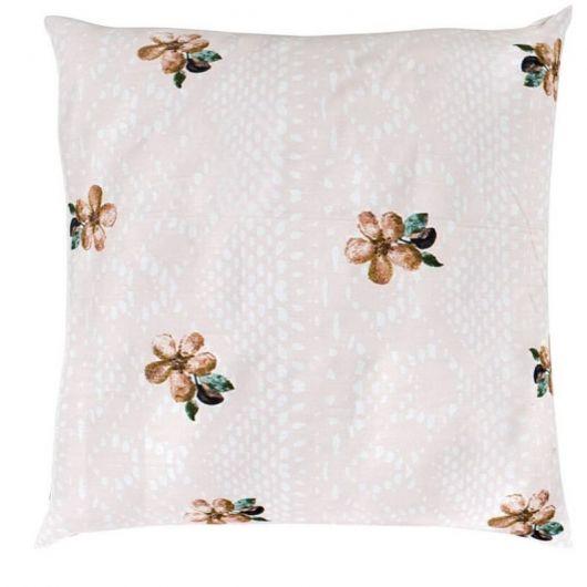 Povlak na polštář hladká bavlna LAURA
