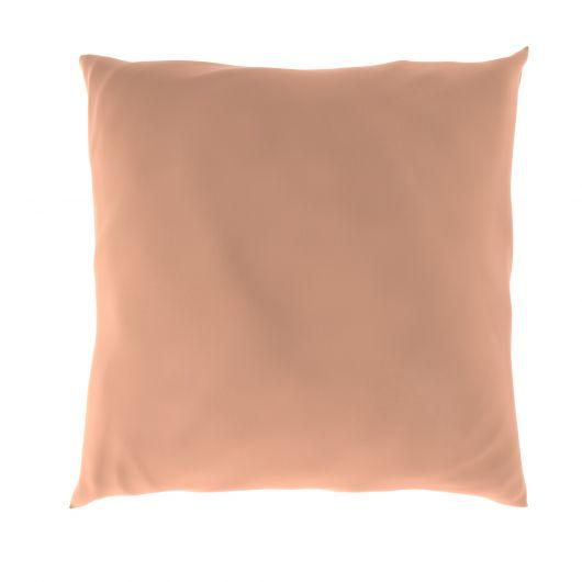 Povlak na polštář hladká bavlna LOSOSOVÝ