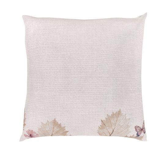 Povlak na polštář hladká bavlna MARY růžová