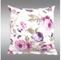 Povlak na polštář hladká bavlna PROVENCE - Daniela fialová