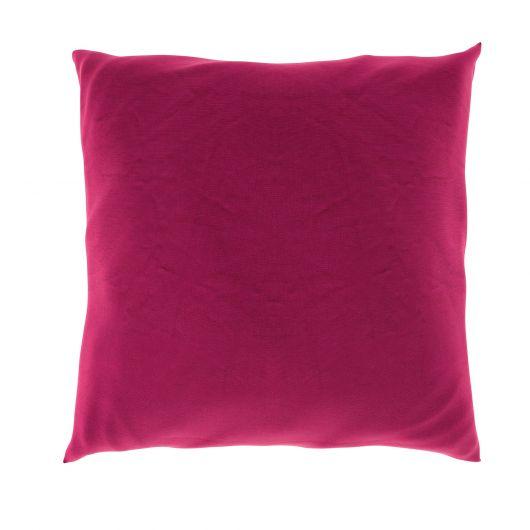 Povlak na polštář hladká bavlna PURPUROVÝ