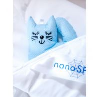 Přikrývka nanoSPACE dětská Smart Nano 90x135cm celoroční