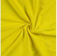 Prostěradlo plachta bavlněné 150x230cm žluté