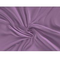 Saténové prostěradlo LUXURY COLLECTION 120x200cm fialové