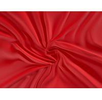 Saténové prostěradlo LUXURY COLLECTION 220x200cm červené